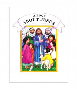 A Book About Jesus