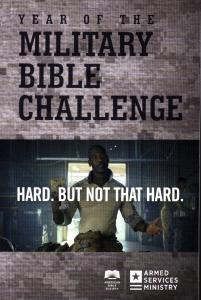 Military Bible Challenge Guidebook